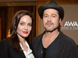 'the time is right': angelina jolie and brad pitt 'moving forward with plans to legally adopt a syrian child before summer's end'
